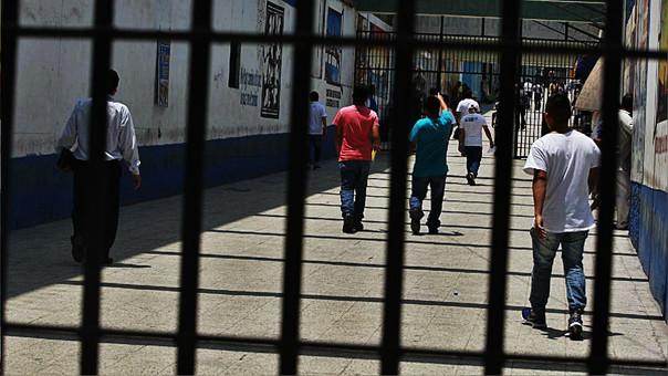 Uno de cada cinco presos en Huanvelica está internado por violación a un menor de edad, según cifras del INPE.