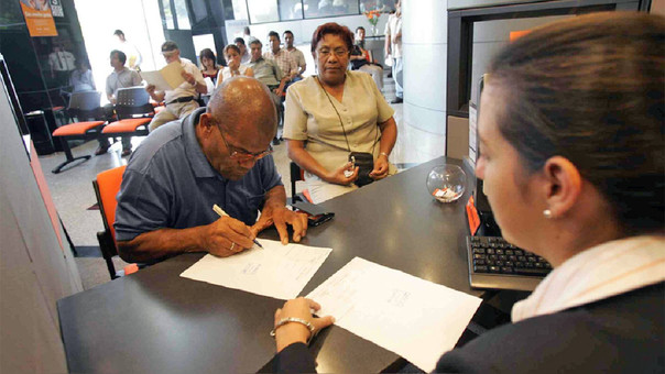 AAFP: Caen solicitudes para pensión de invalidez por retiro del 95.5% del fondo.