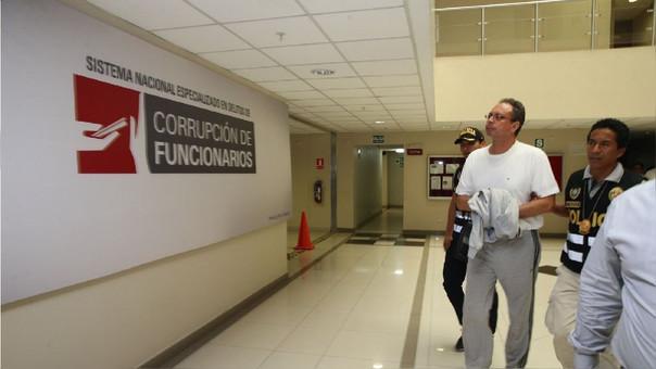 García fue el primer detenido por este caso.