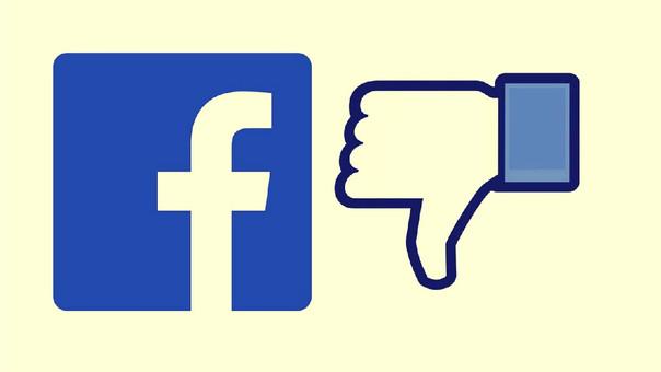 Facebook ha comenzado a probar la opción 'no me gusta' o 'dislike'.