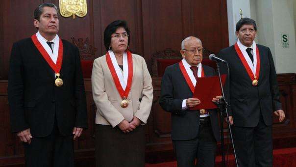 La Corte IDH dispuso que el seguimiento contra cuatro miembros del Tribunal Constitucional sea archivado.