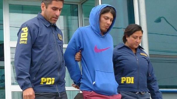 Francisco Ríos Rios, el padre y asesino de la menor cuyo caso conmocionó a Chile.
