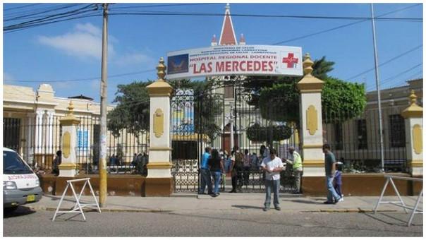 hospital Las Mercedes