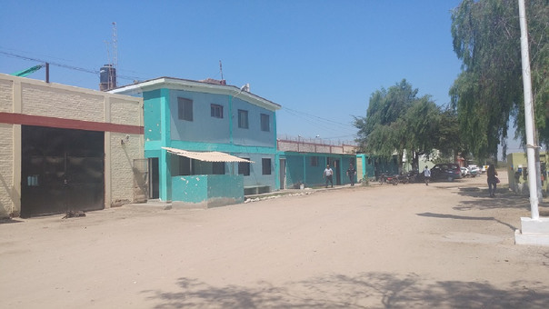 Hacinamiento en penal de Chiclayo