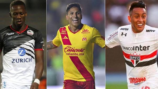 Así les fue a los jugadores peruanos que militan en el exterior esta semana.