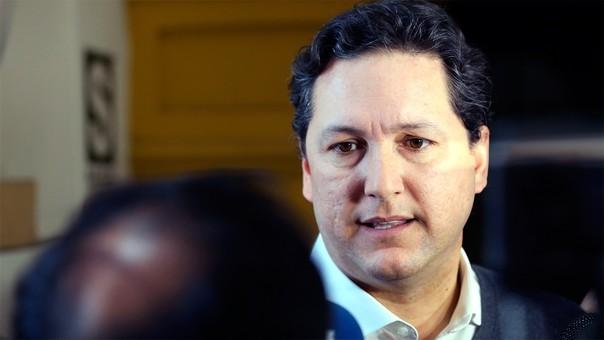 Daniel Salaverry dijo que el fujimorismo volverá a apoyar un eventual pedido de vacancia presidencial.