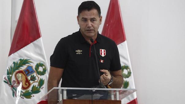 Ahmed asumió la dirección técnica de la Sub-20 luego de la destitución de Fernando Nogara.