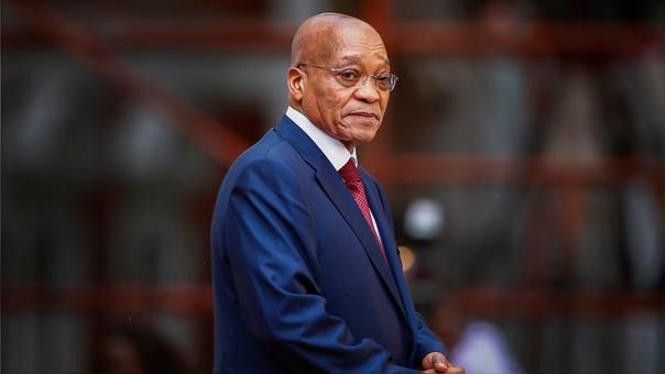 Jacob Zuma gobierna Sudáfrica desde el 2009.