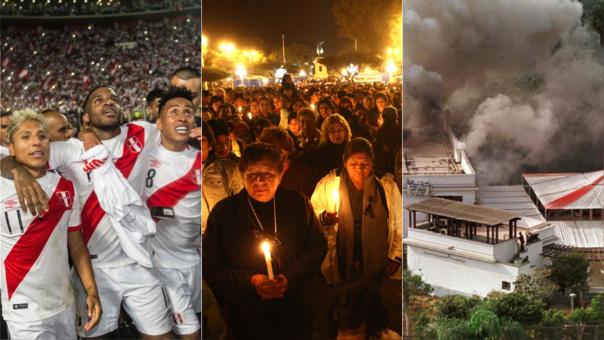 La clasificación al Mundial (2017), el terremoto en Pisco (2007) y el rescate de los rehenes del MRTA (1997), tres momentos históricos que RPP cubrió.
