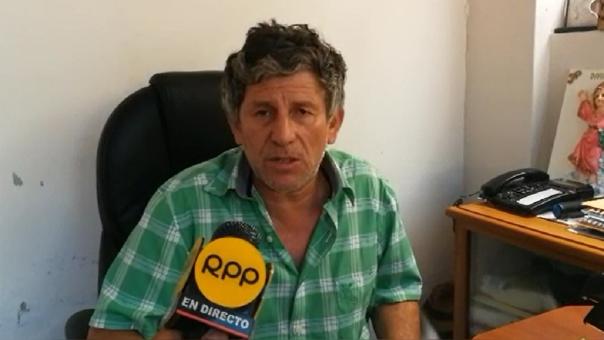Alcalde de Punta de Bombón