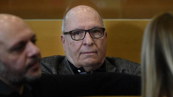 Jacques Cassandri es juzgado por el blanqueo del botín.