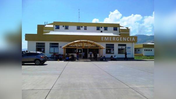 Como producto del corte de energía eléctrica se malogró del Hospital Regional de Cajamarca