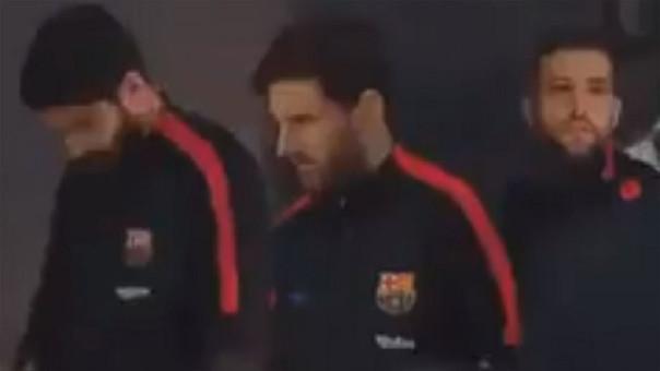 El chiste viral de Lionel Messi, Luis Suárez y Jordi Alba
