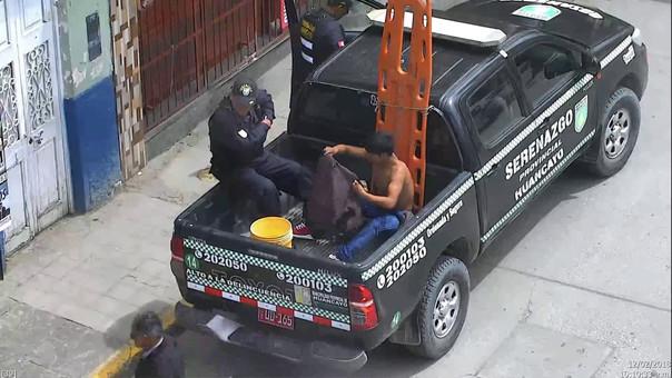 Huancayo: capturan a ladrón
