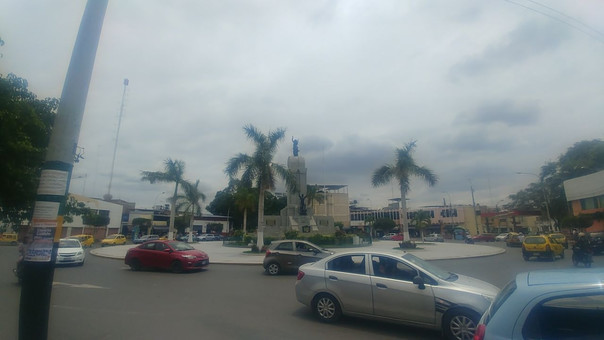 Los últimos días en Piura han sido nublados pero con altas temperaturas.