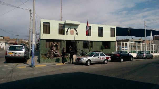 Comisaría Aqp