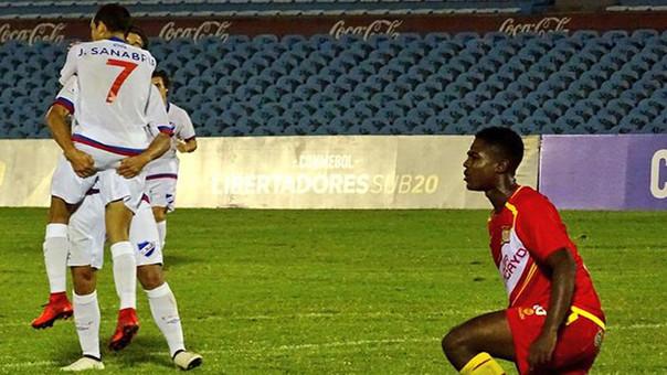 Independiente del Valle, sub 20, vuelve a golear en Copa Libertadores