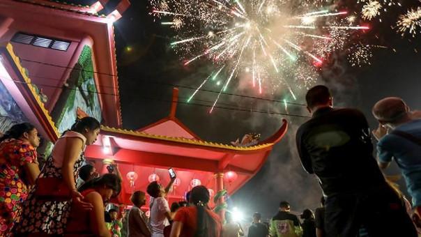 Cuatro Muertos En Una Explosion De Fuegos Artificiales Del Ano Nuevo