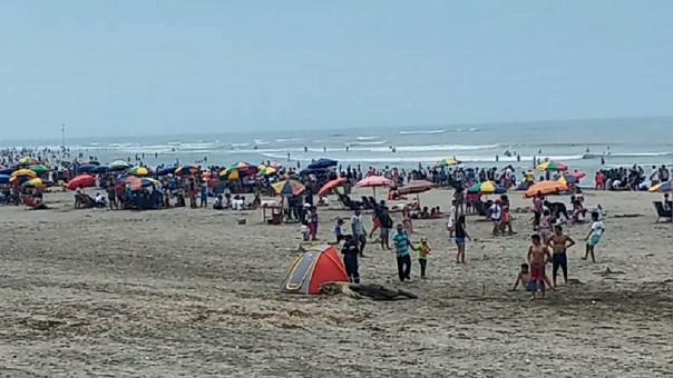 Playas no son evaluadas