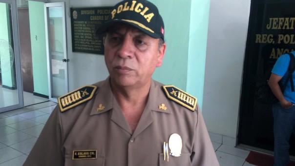Jefe de la Región Policial Áncash