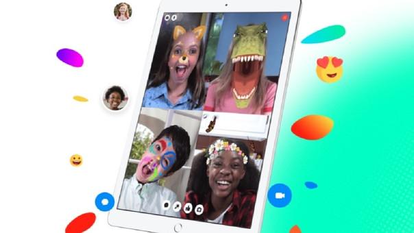 Facebook busca recuperar terreno entre los más jóvenes con Messenger Kids.