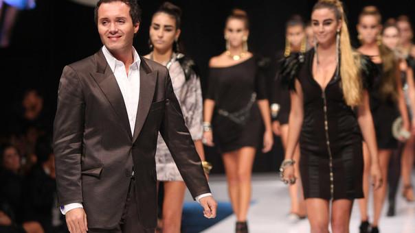 Gerardo Privat en Perú Moda 2010.