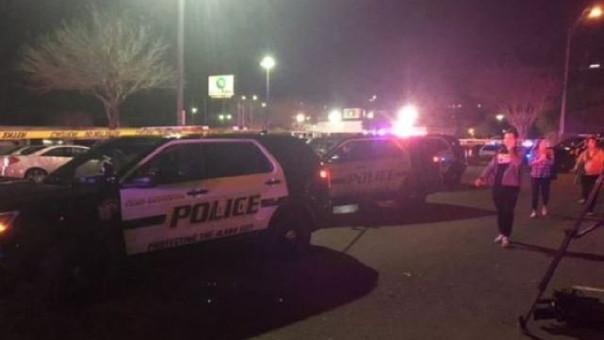 Al menos cuatro heridos en un tiroteo en un restaurante de Texas