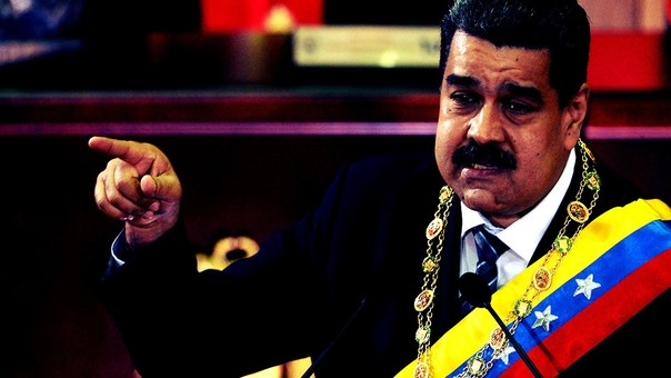 Nicolás Maduro buscará la reelección en las elecciones del 22 de abril en Venezuela.
