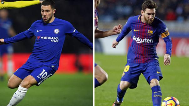 Chelsea, el 'dolor de cabeza' de Lionel Messi