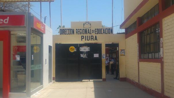 La Oficina Regional Anticorrupción de Piura ha recogido denuncias de profesores sobre desvío de fondos.