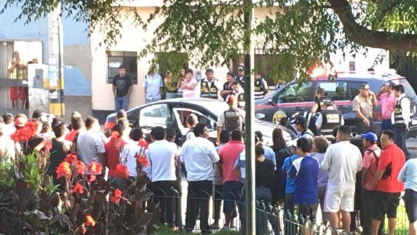 Balacera dejó tres muertos en Centro Histórico — Trujillo
