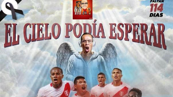 Daniel Peredo siempre será recordado por la pasión que le ponía al narrar partidos, en especial a los de la Selección Peruana.