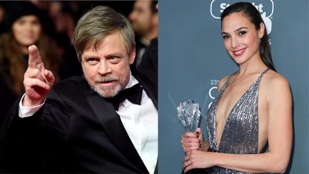 Gal Gadot y Lin-Manuel Miranda serán presentadores del Oscar