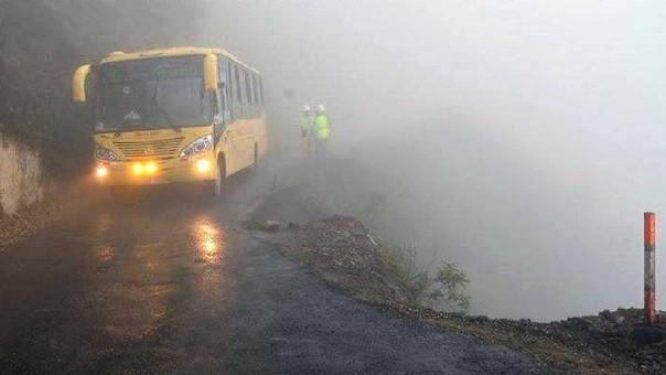 Los transportistas también piden la pronta ejecución de la carretera definitiva Canchaque - Huancabamba