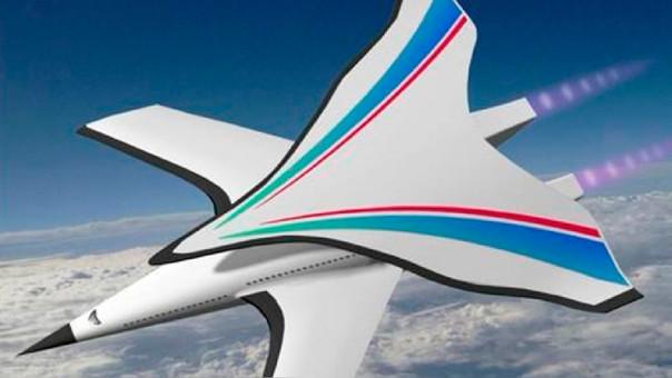 China podría revolucionar la aviación con este diseño.