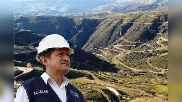 Manuel Becerra aseveró que MIchiquillay es un pryecto alentador para la dinamización de la economía