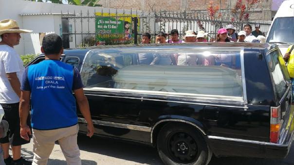 Bus donde fallecieron 44 personas en Ocoña Camaná