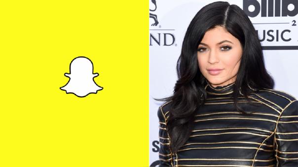 Snapchat perdió 1,300 millones de dólares por tuit de Kylie Jenner.