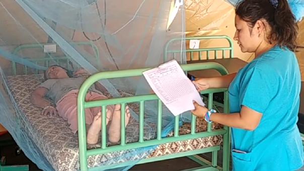 Aumentan casos de dengue en Lambayeque