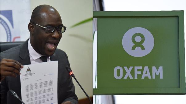 Haití suspendióa Oxfam mientras la investiga.