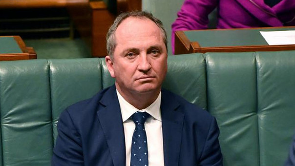 El viceprimer ministro de Australia renunció pro acusación de acoso sexual