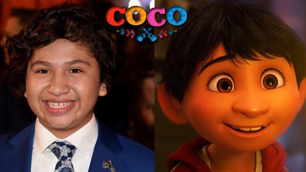 El sueño de Anthony González, intérprete de Miguelito en Coco