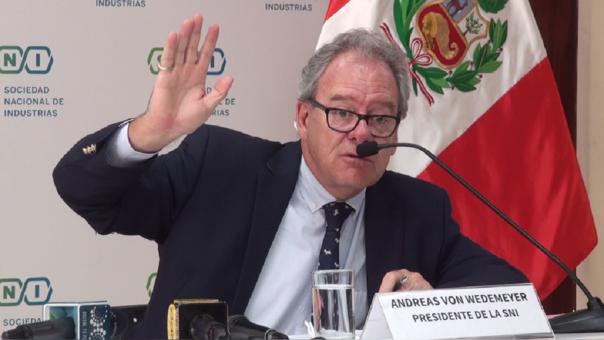 SNI pide beneficios al Estado para mejorar competitividad