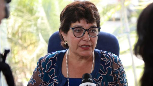 Idel Vexler ordenó abrir investigación a jefa del Sunedu por presunto plagio