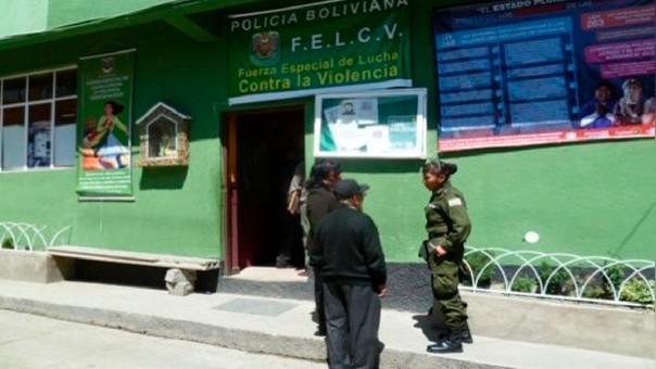 Boliviana que utiliza a su hija para videos porno, se suicida