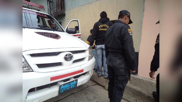 La policía de Cutervo realiza operativos para dar con la captura de Eber Eredia Monsalve