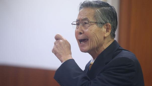 Corte IDH declara improcedente pedido contra Alberto Fujimori