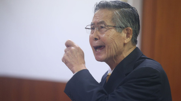 Corte IDH rechazó anular gracia de Fujimori por Castro Castro