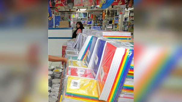Huancayo: compre de útiles