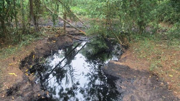 Reportan nuevo derrame de petróleo en Urarinas